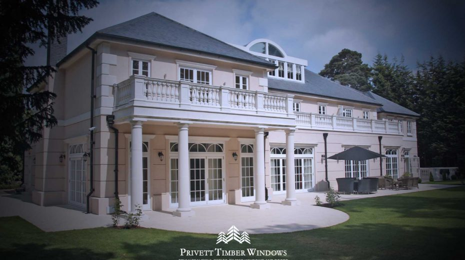 Privett Timber Windows