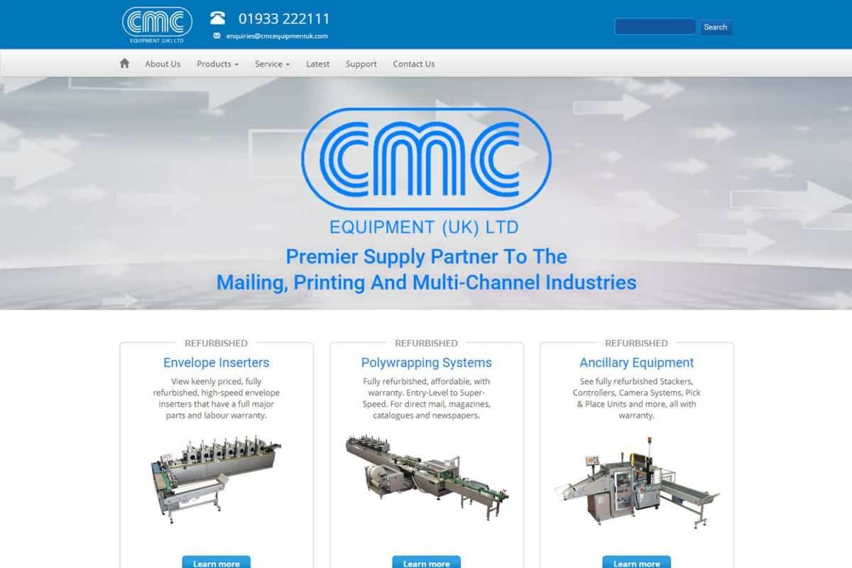 CMC Equipment (UK) Ltd
