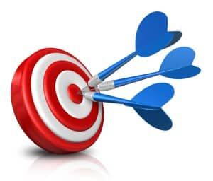 darts-on-target