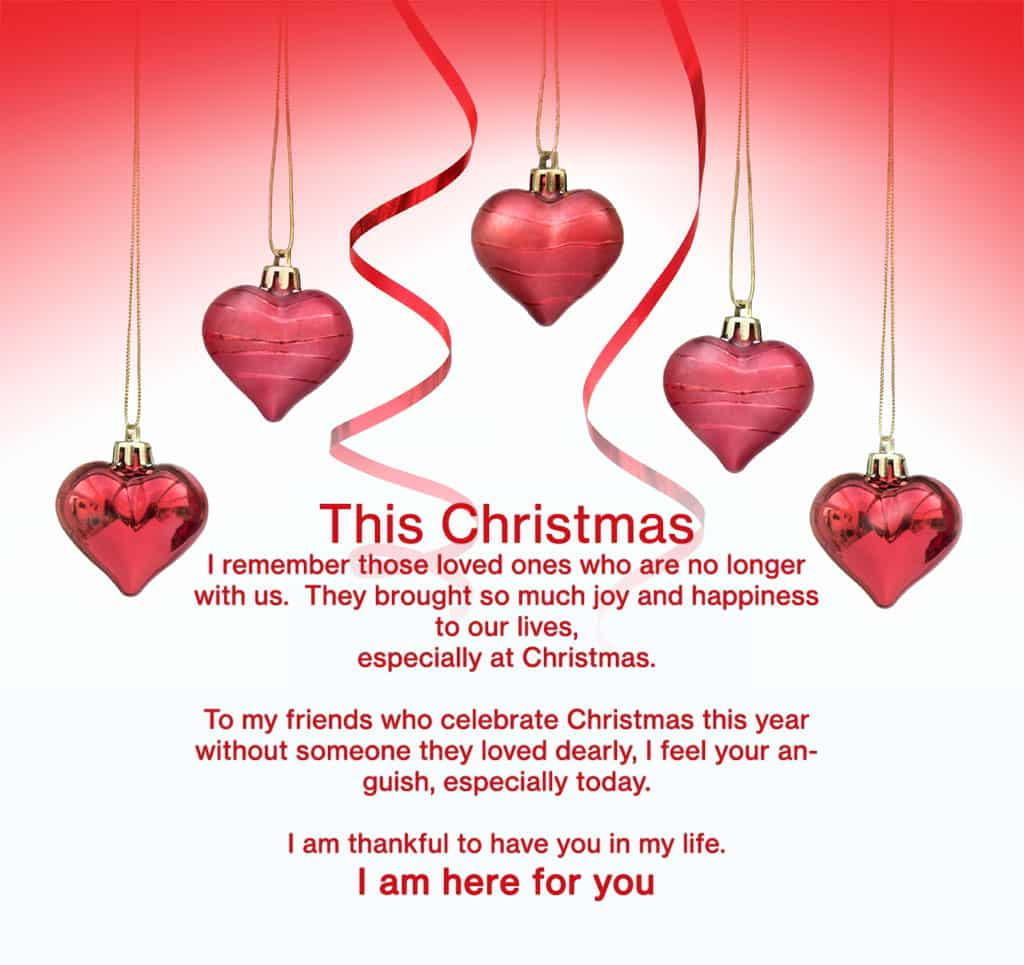 Christmas Hearts and Thoughts of Love